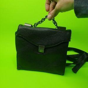 Big Buddha black everyday crossbody purse